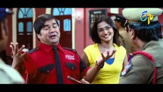 Nuvvila - Jabardasth Masti - Nuvvila - Ravi Babu as police - comedy scenes in police station