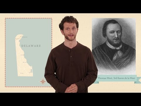 Delaware - Visit the 50 States