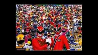 ALL POWER RANGERS SONG