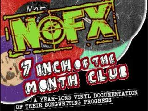 Nofx - California über Alice