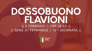 Serie A1F [13^]: Dossobuono - Flavioni 29-11