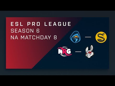 CS:GO: Rogue vs. Splyce - Day 8 - ESL Pro League Season 6 - NA
