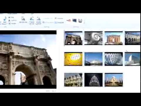Windows Live Movie Maker: Photo Stories