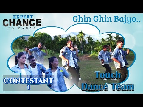No 1|| Ghin Ghin Bajeyooo Madal|| Touch Dance Team || Expert Chance TO Dance ||