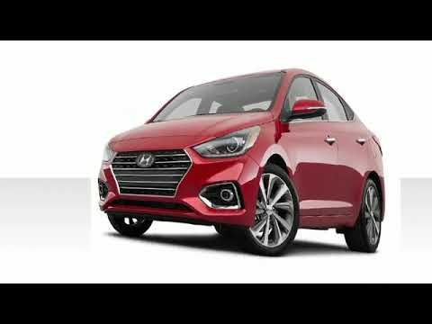 2019 Hyundai Accent Video