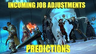 Shadowbringers Job Adjustment Predictions