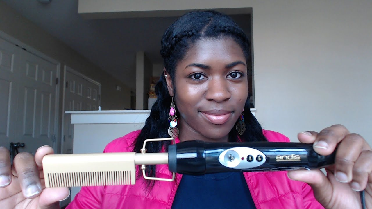 Best Straightening Comb For Natural Hair
