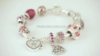 Pandora 💎 Коллекция «Valentines» 💕   pandora.kiev.ua