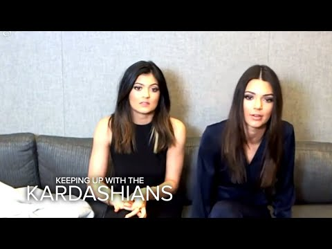 #KUWTKHangout with Kendall & Kylie Jenner Wednesday, Jan. 15! | Keeping Up With the Kardashians | E!