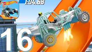 Hot Wheels: Race Off - Gameplay Walkthrough Part 16 Mauler Maxed (Android, iOS Game)