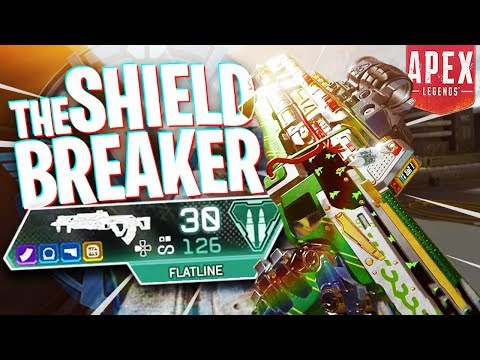Anvil Receiver, the Shield-Breaker! - PS4 Apex Legends Road to Apex Predator
