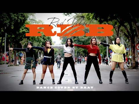 [KPOP IN PUBLIC] Red Velvet 레드벨벳 'RBB (Really Bad Boy)' Dance Cover By BAAT From Vietnam