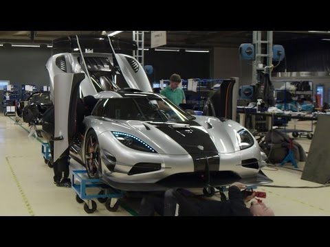 Preparing the 1360hp One:1 for its Debut - /INSIDE KOENIGSEGG