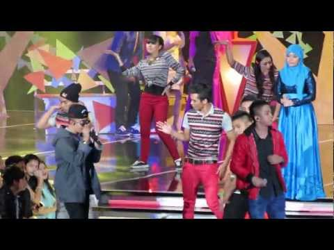Sahabat & Untuk Dia Sleeq Ft Najwa Latif On Abpbh 2013 video