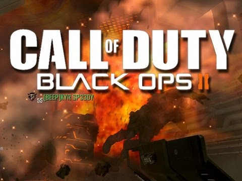 Black Ops 2 - Assault Shield Fun with The Crew!