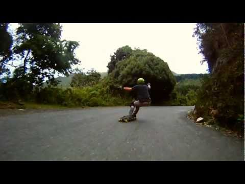 Longboard Columbia: DEMO DAY 2011