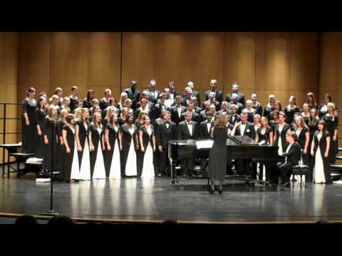 At the River Aaron CoplandArr White  BSC Combined Choirs