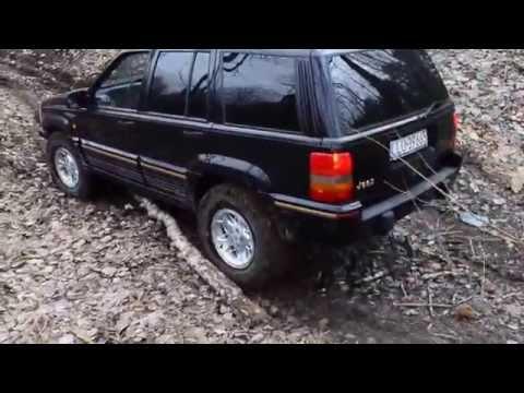 Jeep Grand Cherokee ZJ 5.2 V8 4x4 (Krywlany) Białystok