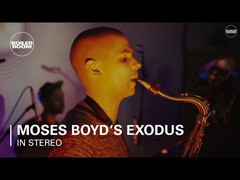 Download Moses Boyd's Exodus - Boiler Room In Stereo Mp4 baru