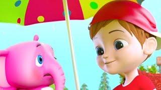Rain Rain Go Away + More Cartoon Nursery Rhymes by Little Treehouse
