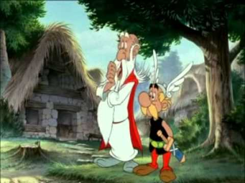 Asterix fights (A Gift for DrCockroachPhD)