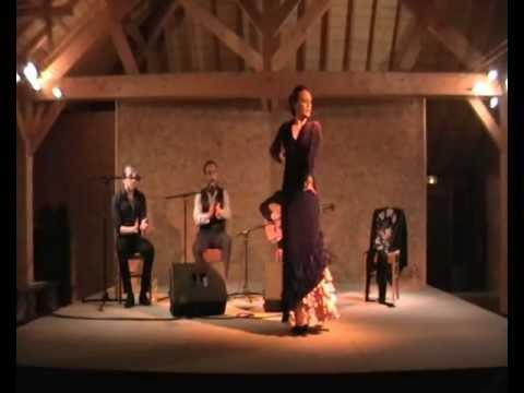 Flamencoà Paris Jean Baptiste Marino, solea y alegrias de Sabrina Le Guen version courte