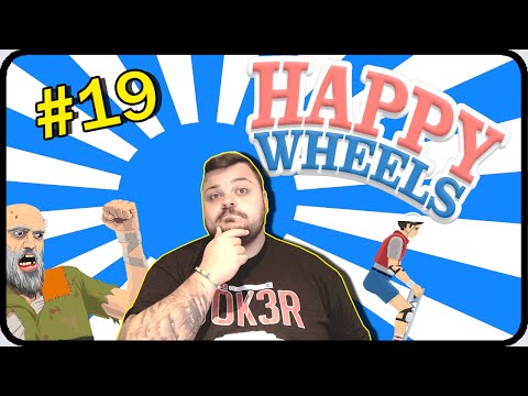 Happy Wheels : Una Mira Incredibile !