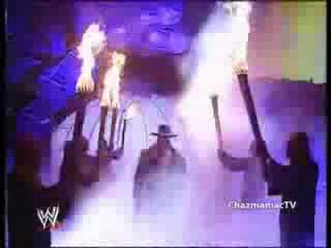 Undertaker's Best Entrance In Smackdown video