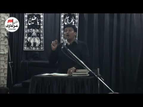 Zakir Ghulam Abbas Ratan | Majlis 27 Safar 2017 | Qasiday And Masiab |