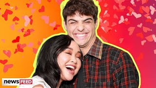 "Download Lagu Noah Centineo & Lana Condor caught ""FLIRTING"" On Social Media Gratis mp3 pedia"