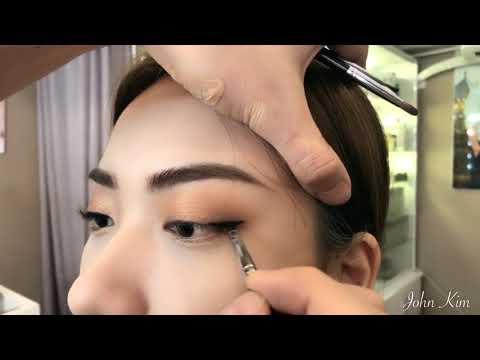Thailand makeup Style by John Kim - YouTube