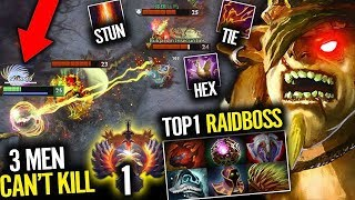 Bristleback with Meta OF RAID BOSS  - Unstoppable Matumbaman BB Dota 2