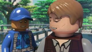 The Indominus Escape - LEGO Jurassic World - Mini Movie - Part 1