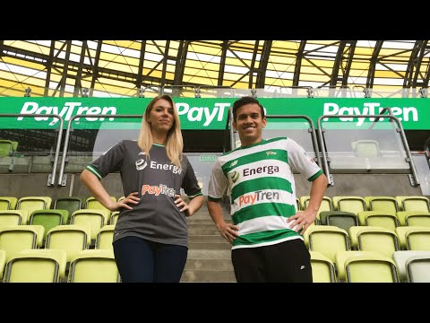 PayTren Globalnym Sponsorem Lechii Gdańsk / Lechia Welcomes PayTren As Global Sponsor