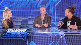 Dolph Ziggler declares he will enter the Royal Rumble Match: WWE Talking Smack, Jan. 10, 2017