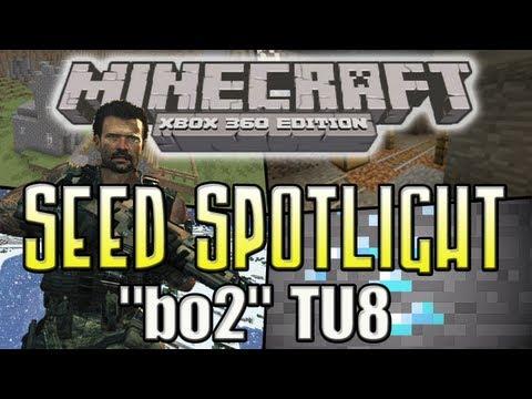 Minecraft (Xbox 360) SEED SPOTLIGHT