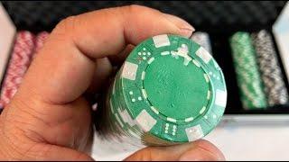 Trademark Poker 500 Dice Style 11.5-Gram Poker Chip Set review