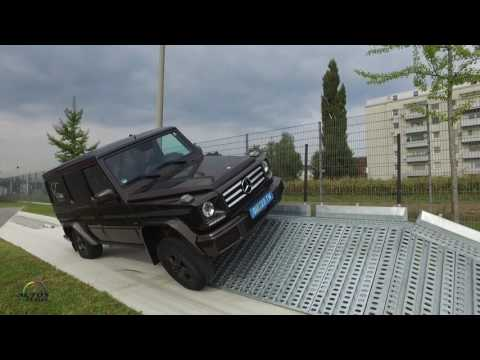 2017 Mercedes-Benz G Class Experience at the Magna Plant in Graz, Austria