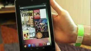 Nexus 7 hands-on | Engadget