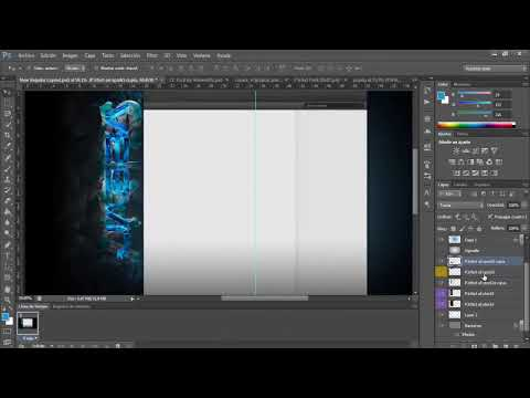 Speed Art #1 || Personal BG