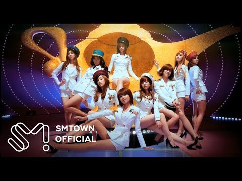 Girls Generation - Tell Me Your Wish Genie