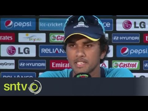 Sri Lanka captain hails Lasith Malinga