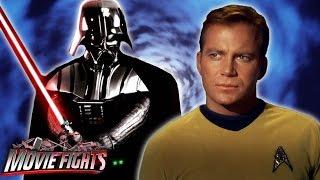 Star Wars VS Star Trek - MOVIE FIGHTS!