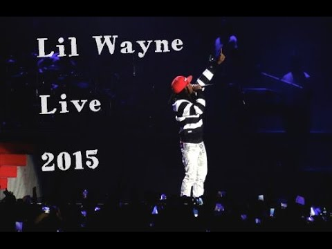 Lil Wayne - Live in Paris 2015 Performs (John, Coco? Sorry for the wait?)