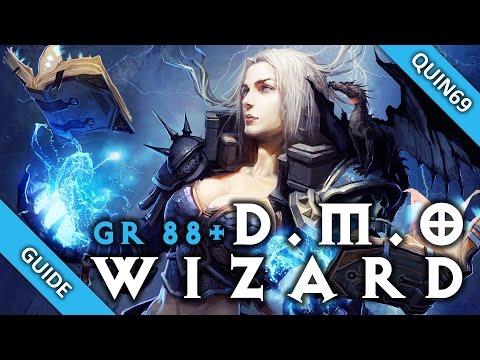 D3: GR88+ DMO Wizard Guide (Melee | 2.4 | Season 5)