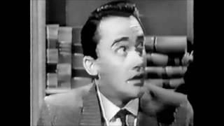 "G E TRUE: ""DEFENDANT: CLARENCE DARROW"" Jack Webb Narrator. 1-13-1963. (HD)"