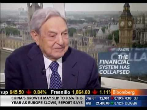 George Soros - Theory of Reflexivity (Bloomberg)