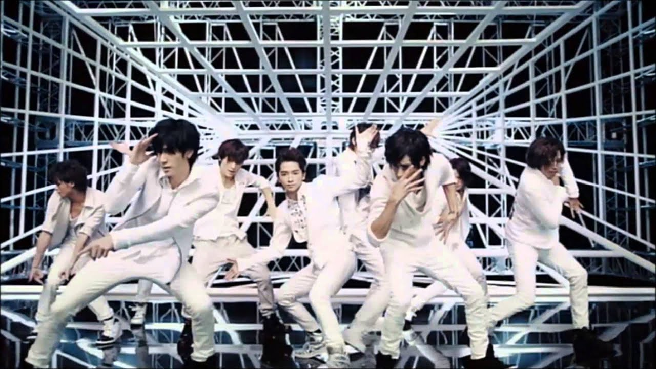 Hey!say!jump Ride With me
