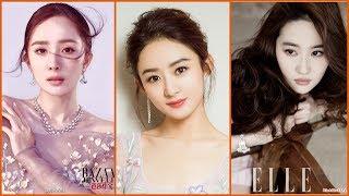 10 người đẹp nhất Trung Quốc hiện nay