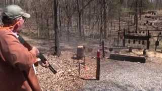 Ithaca Model 37  DS Police Special  12 gauge shotgun